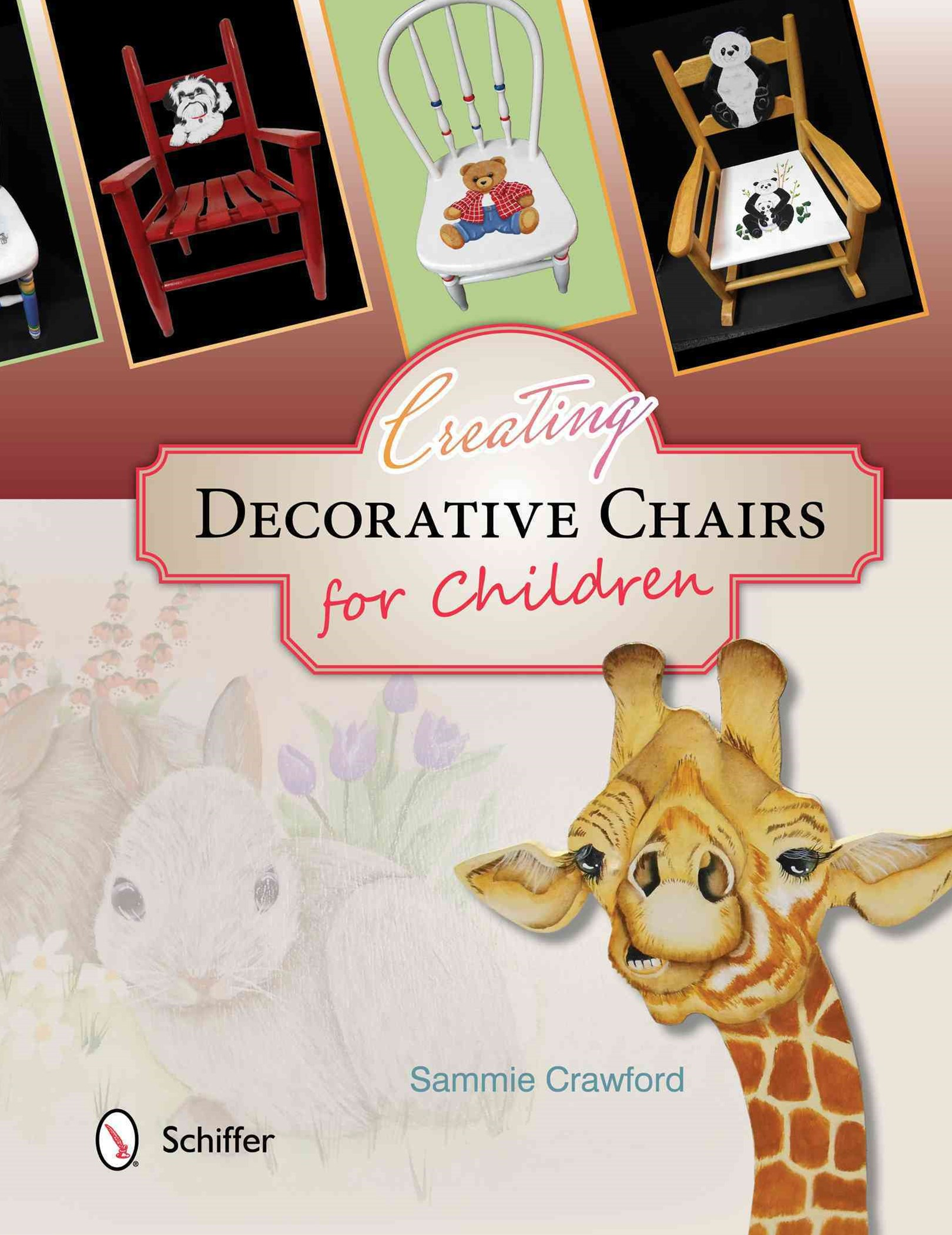 Creating Decorative Chairs for Children: 8 Painting Projects