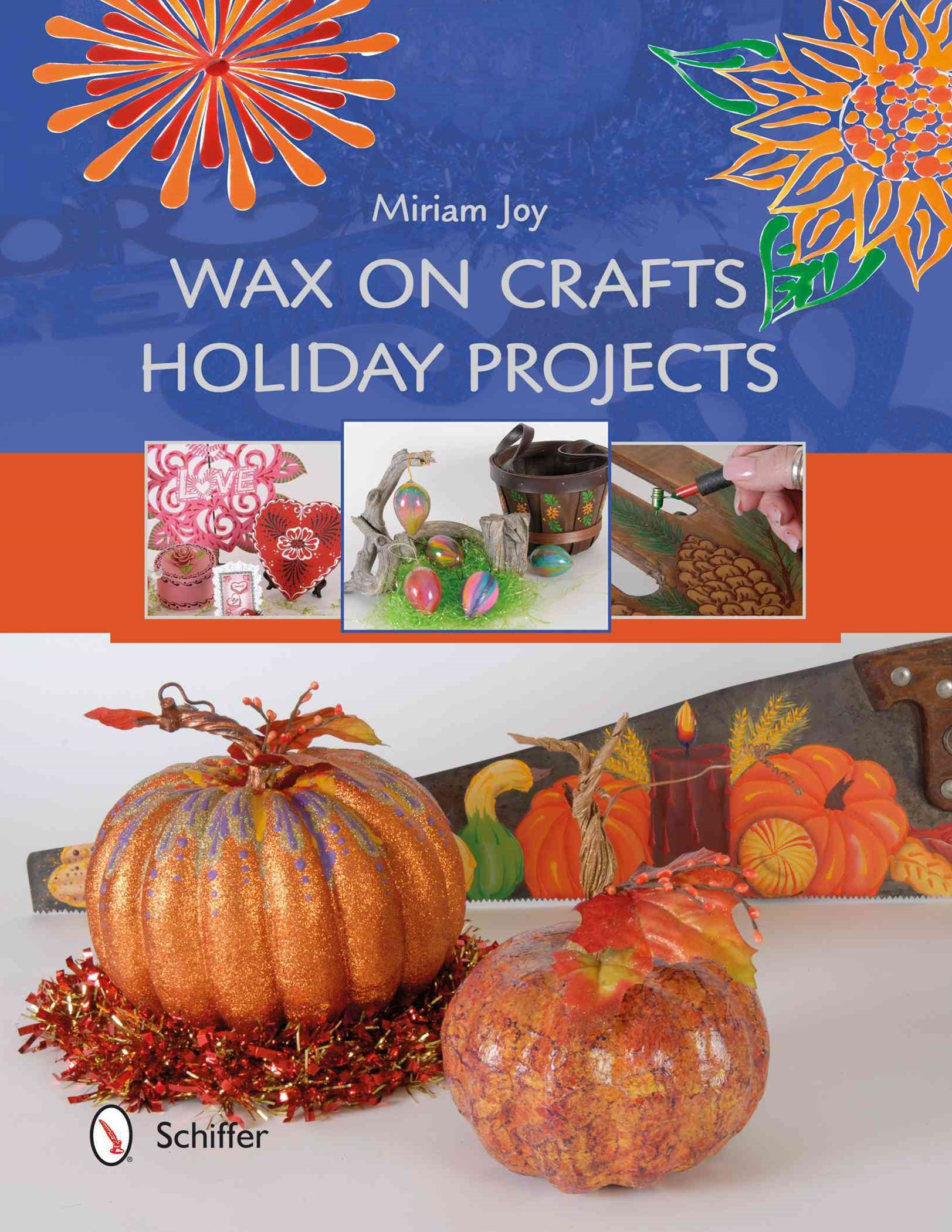Wax on Crafts Holiday Projects