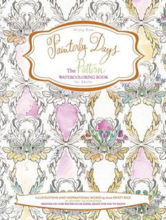 The Pattern Watercoloring Book for Adults