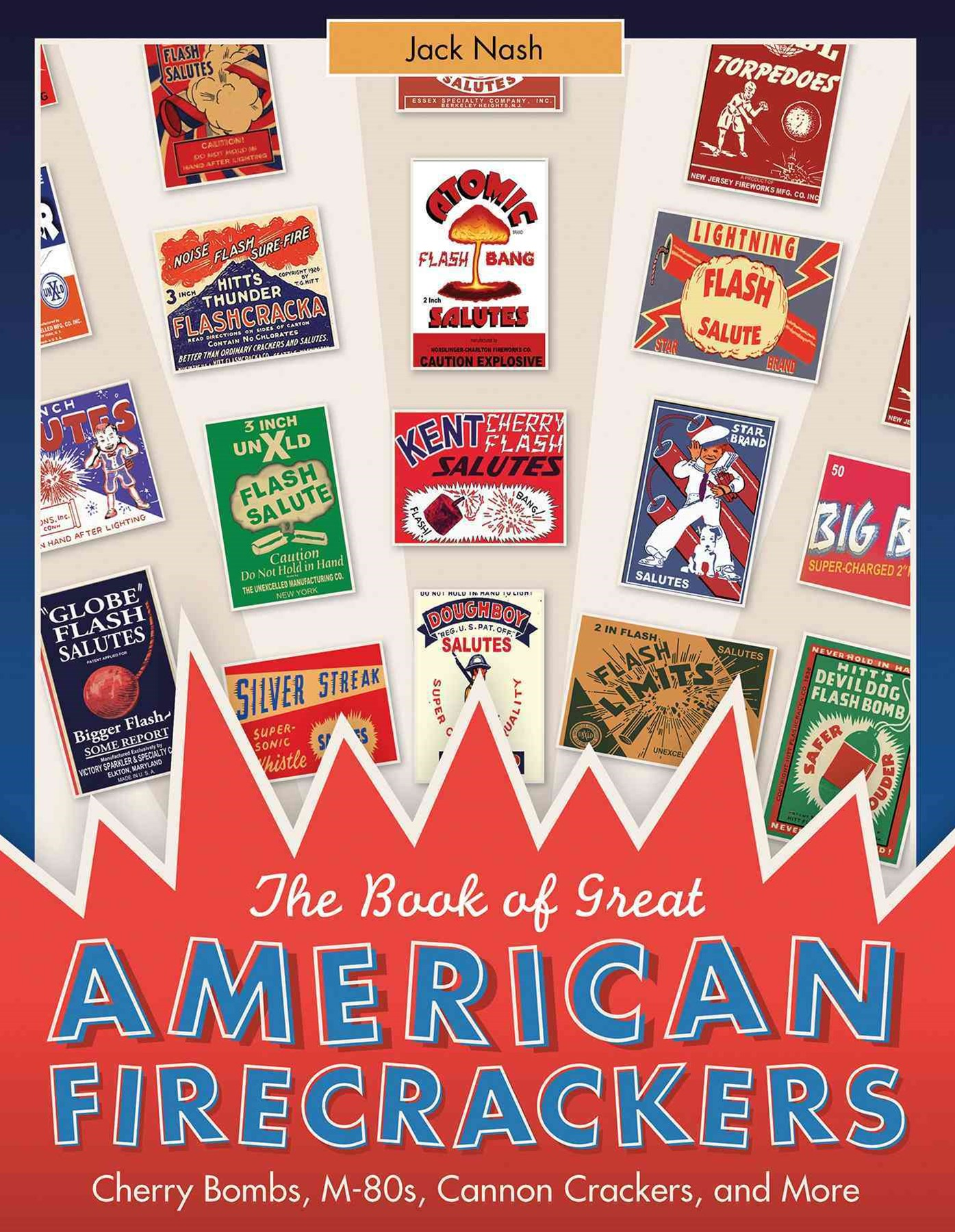 Book of Great American Firecrackers