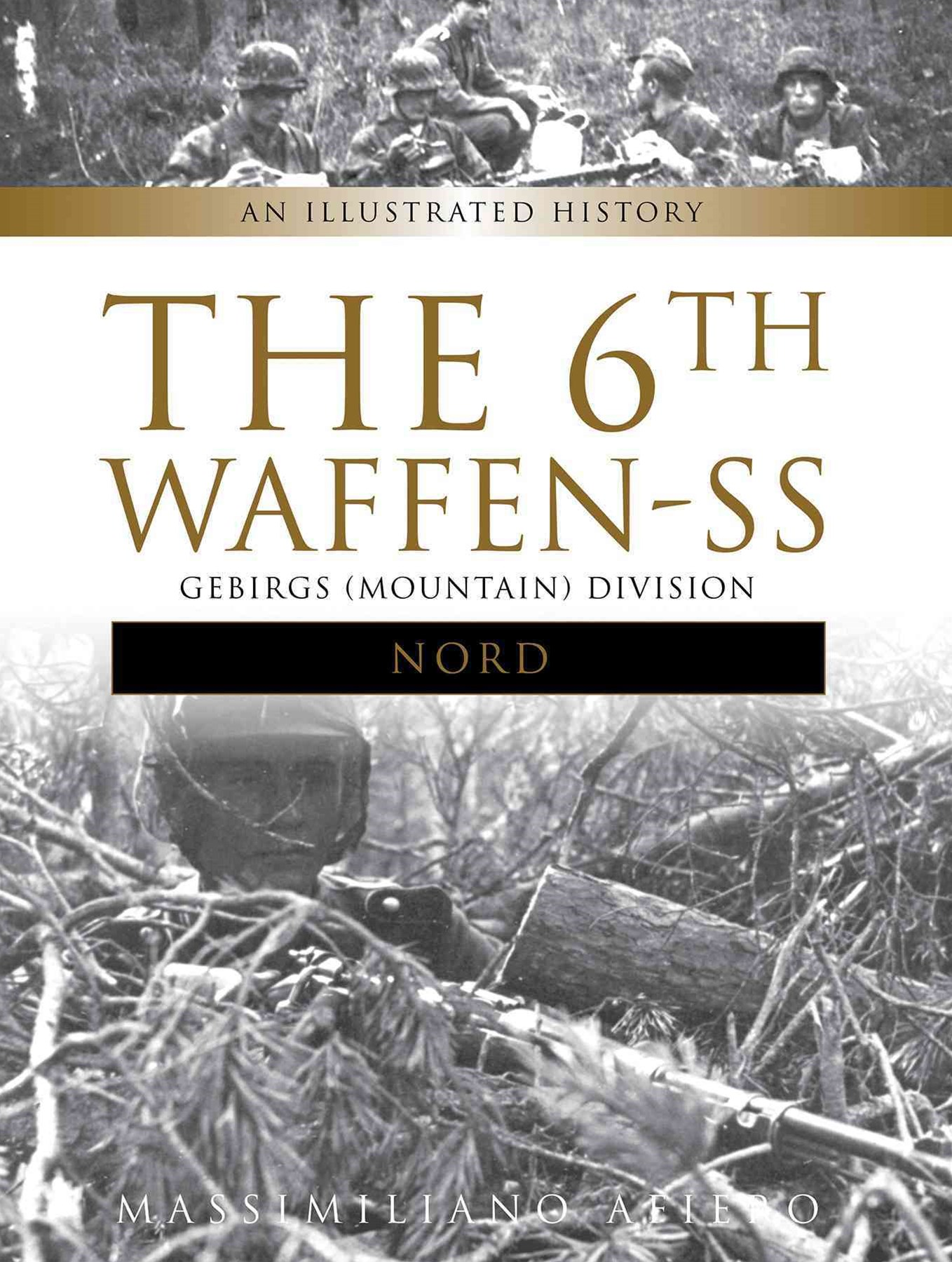6th Waffen-SS Gebirgs (Mountain) Division &quote;Nord&quote;: An Illustrated History