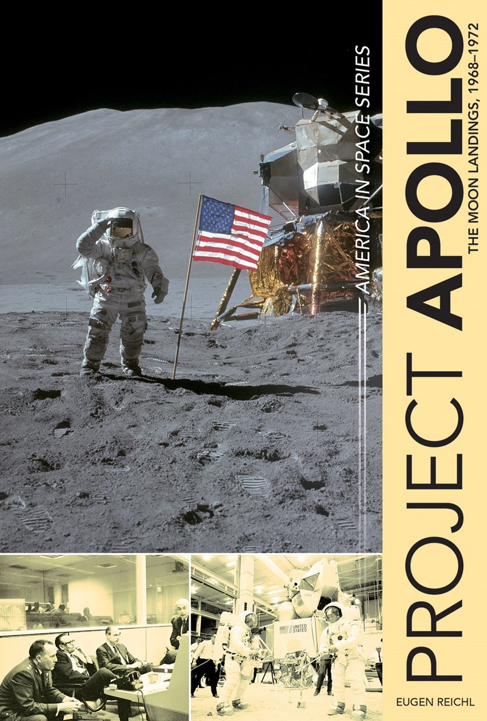 Project Apollo: The Moon Landings, 1968 - 1972
