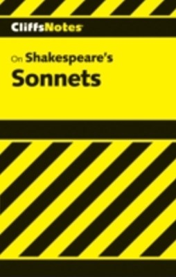 CliffsNotes on Shakespeare's Sonnets