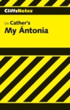 CliffsNotes on Cather
