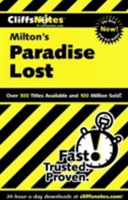 CliffsNotes on Milton's Paradise Lost