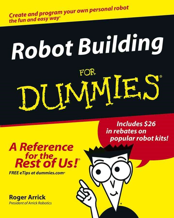 Robot Building for Dummies®