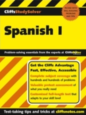 CliffsStudySolver Spanish I