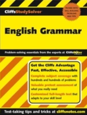 CliffsStudySolver English Grammar