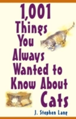 (ebook) 1,001 Things You Always Wanted To Know About Cats