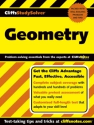 (ebook) CliffsStudySolver Geometry