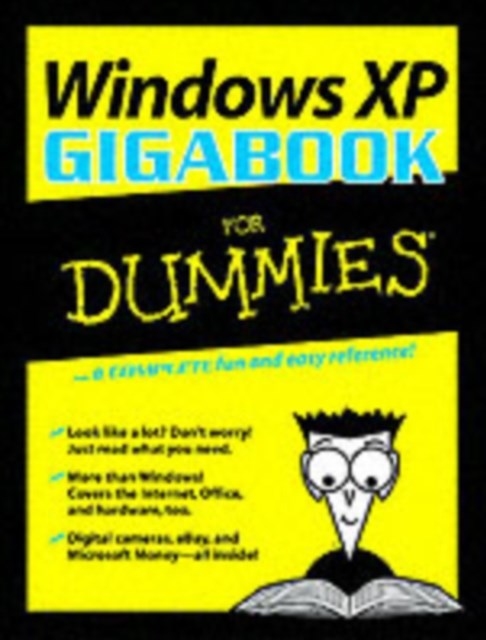 (ebook) Windows XP Gigabook For Dummies
