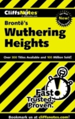 CliffsNotes Wuthering Heights