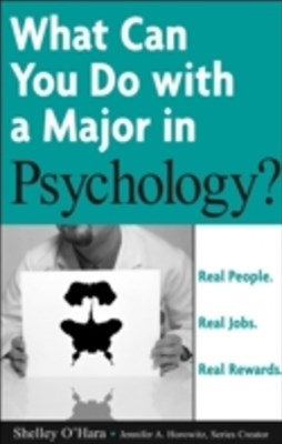 What Can You Do with a Major in Psychology