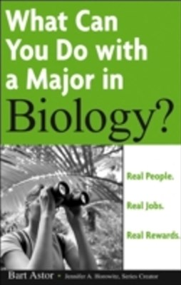 What Can You Do with a Major in Biology