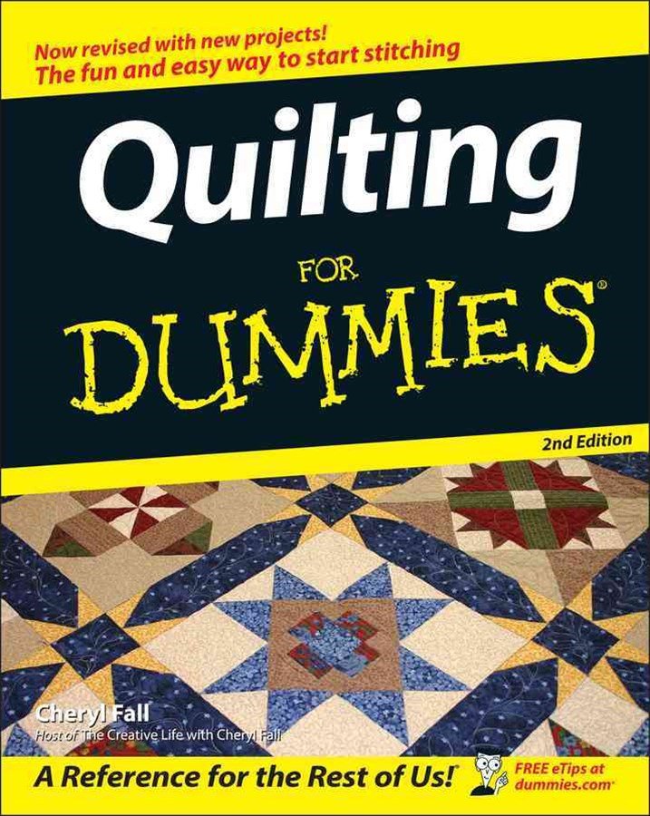 Quilting for Dummies, 2nd Edition