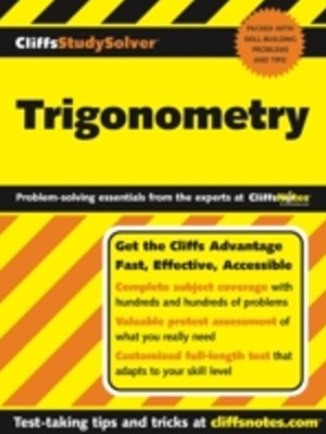 (ebook) CliffsStudySolver Trigonometry