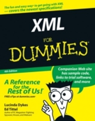 (ebook) XML For Dummies