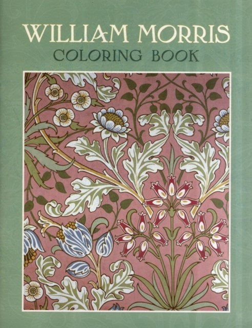 William Morris Coloring Book (CB103)