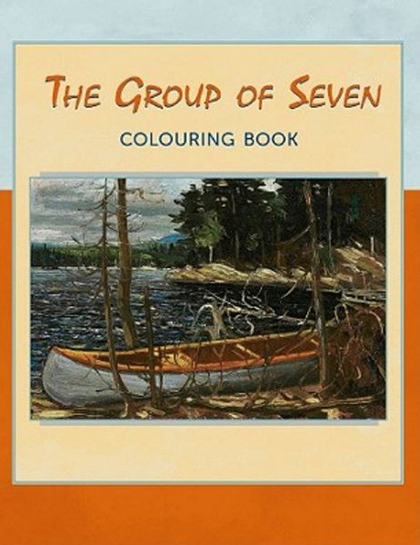 Group of Seven Coloring Book, The (CB108)