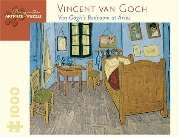 VAN GOGH BEDROOM AT ARLES