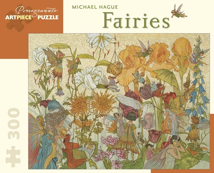 Fairies Kids Jigsaw Puzzle