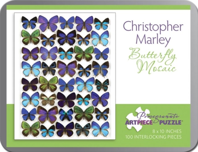 Christopher Marley - Butterfly Mosaic