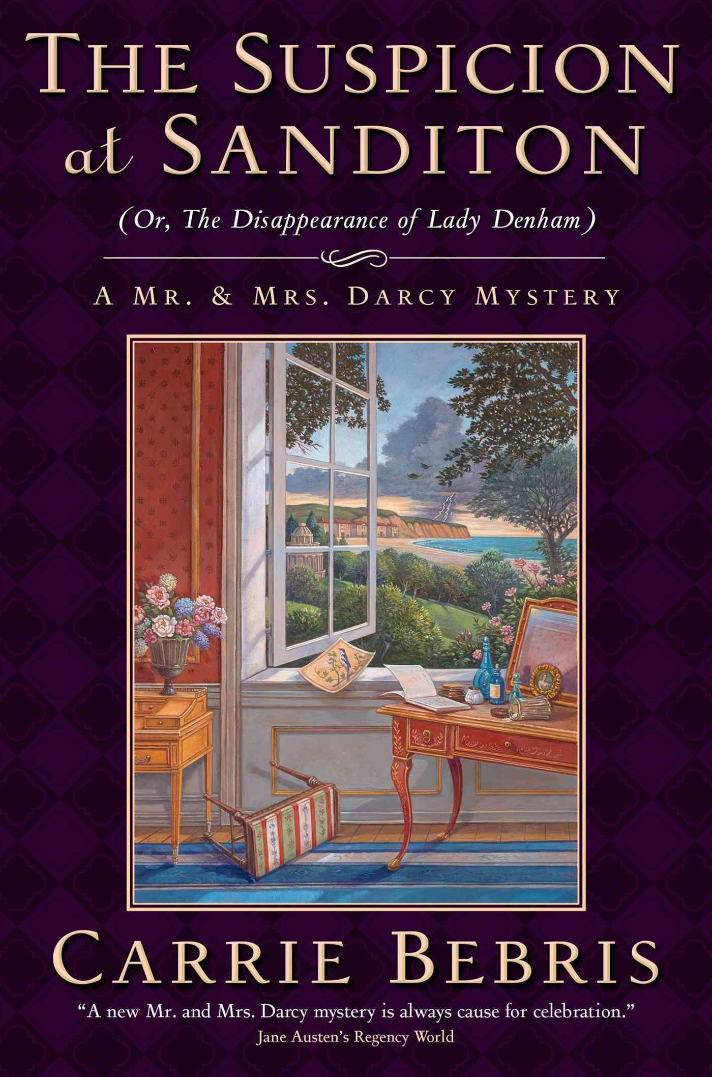 The Suspicion at Sanditon (or, the Disappearance of Lady Denham)