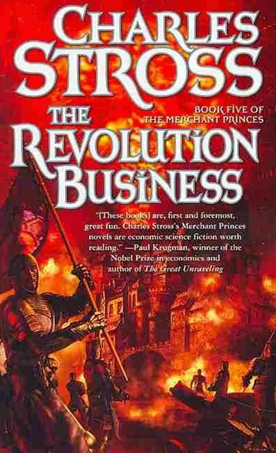 Revolution Business, The (5)