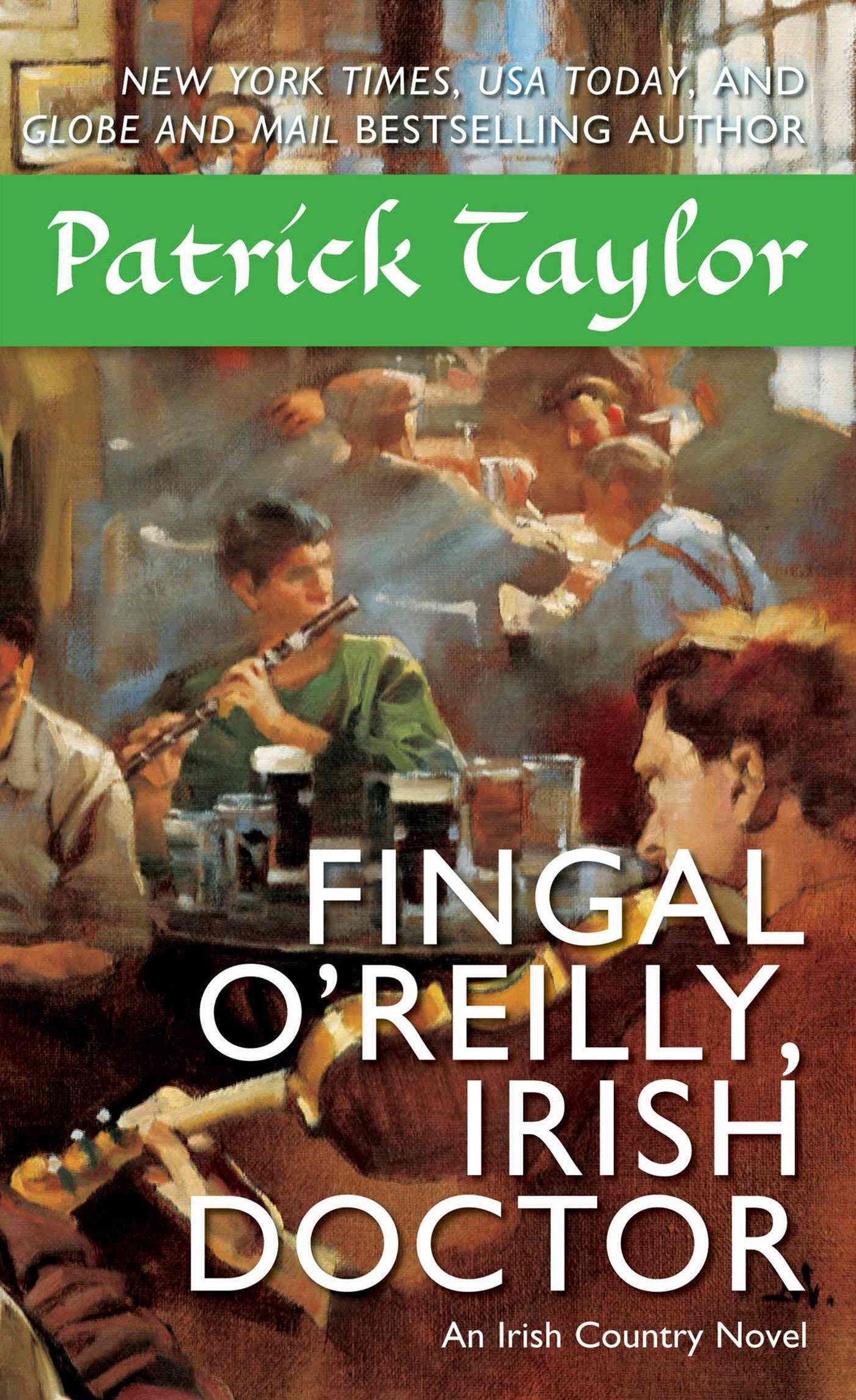 Fingal o'Reilly, Irish Doctor