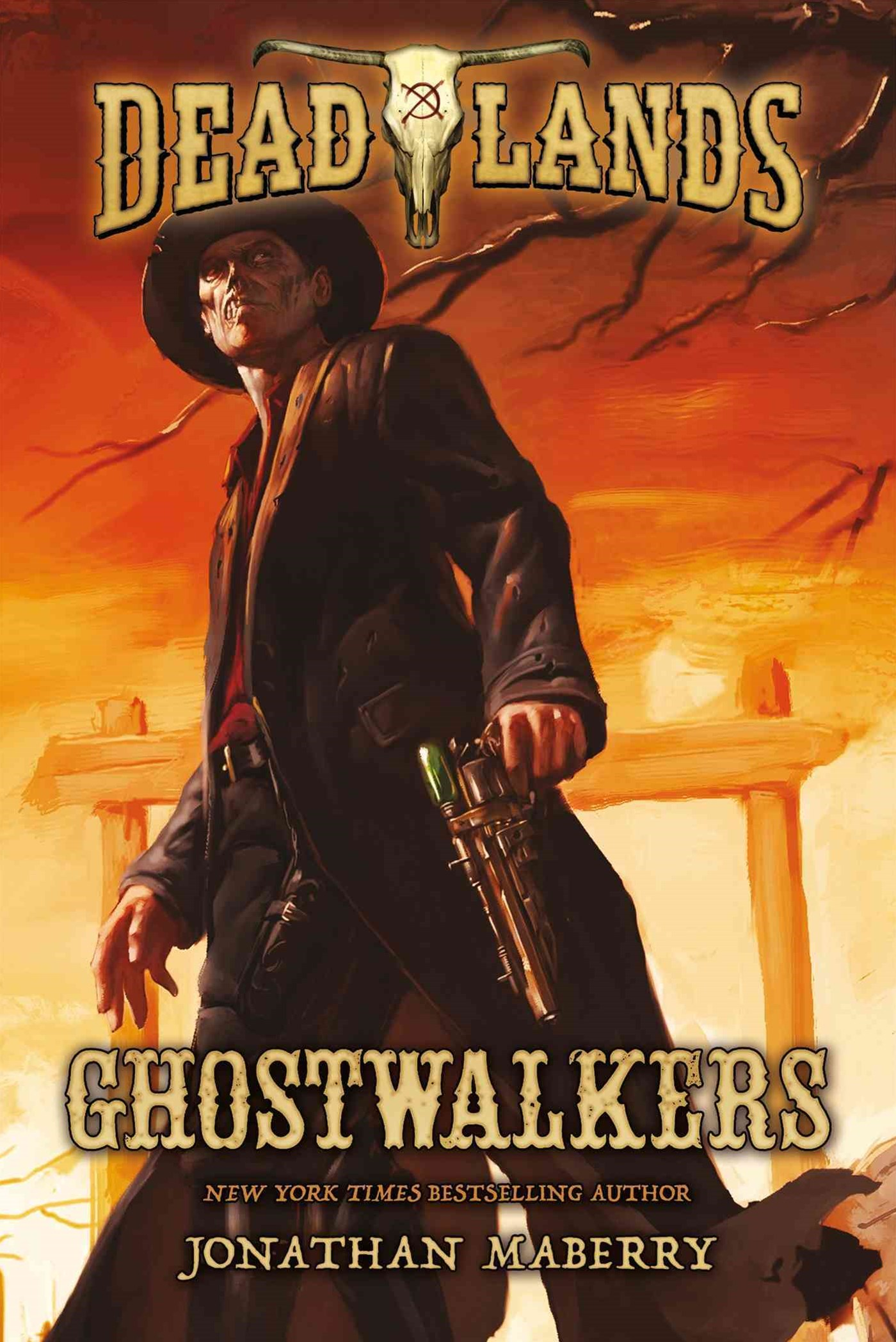 Ghostwalkers