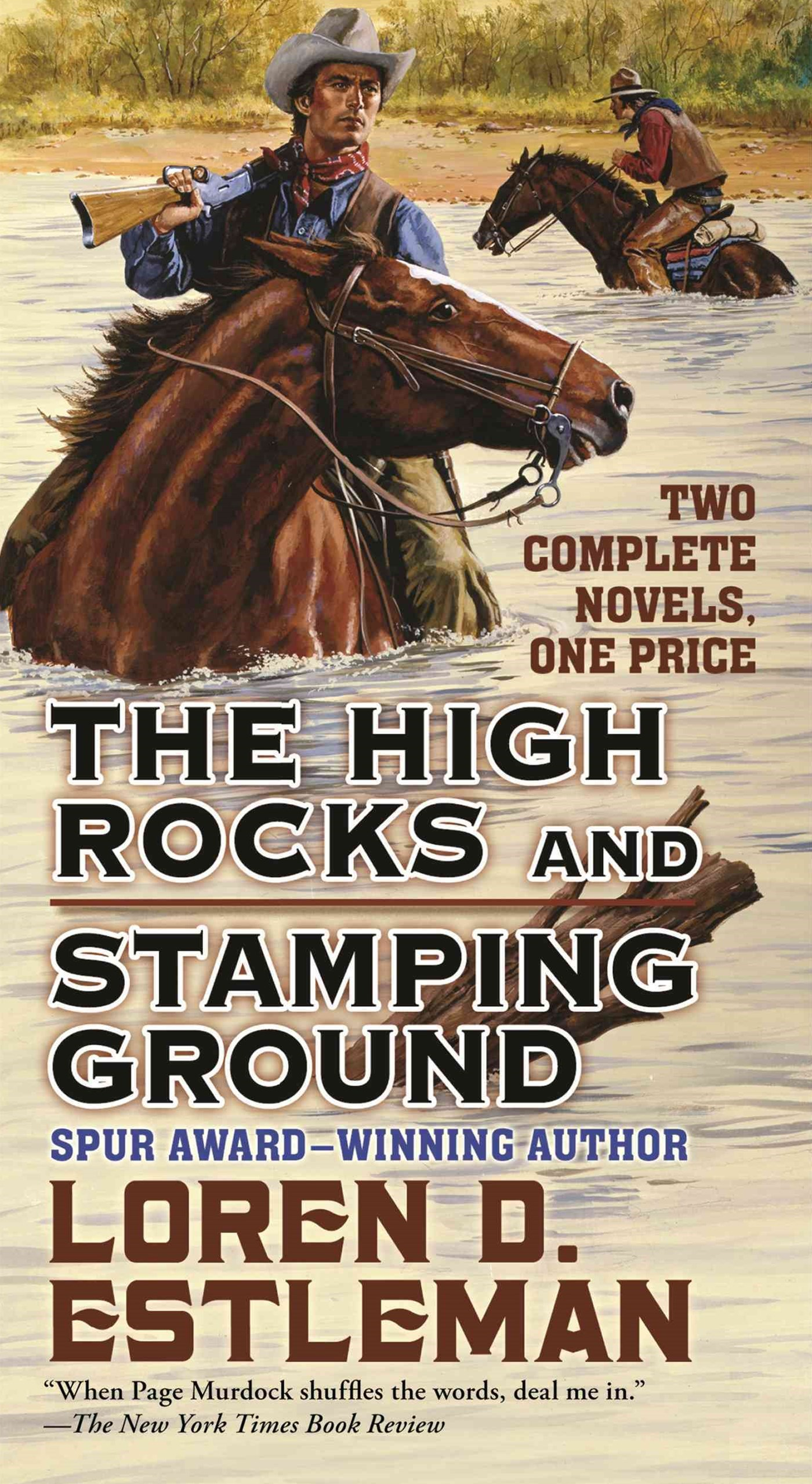 High Rocks and Stamping Ground