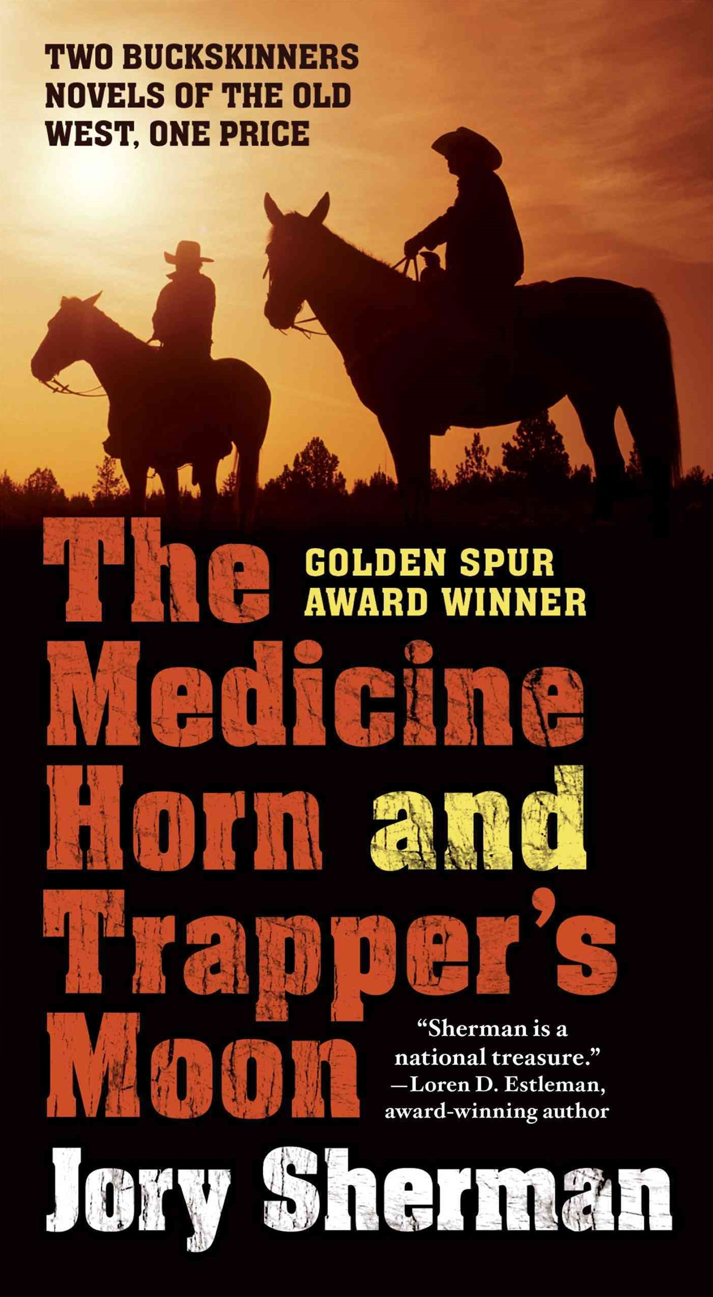 Medicine Horn and Trapper's Moon