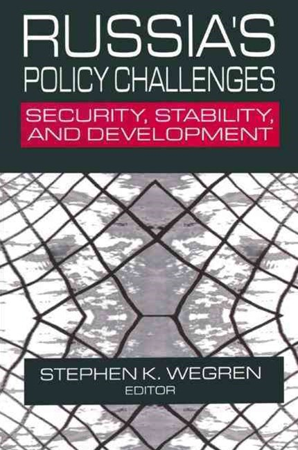 Russia's Policy Challenges