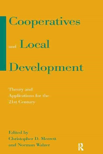 Cooperatives and Local Development