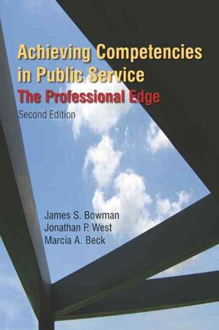 Achieving Competencies in Public Service
