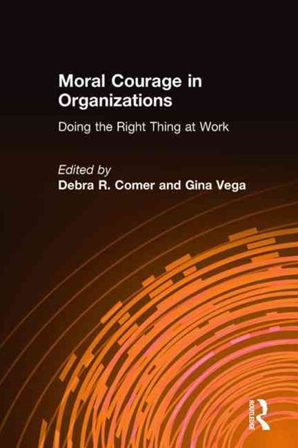 Moral Courage in Organizations