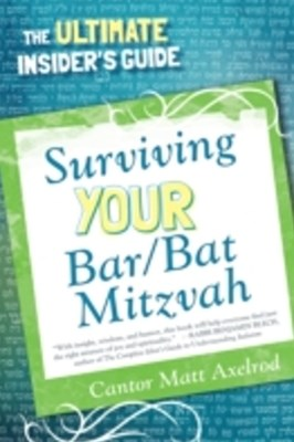 Surviving Your Bar/Bat Mitzvah