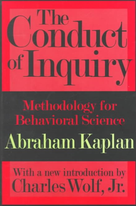 Conduct of Inquiry