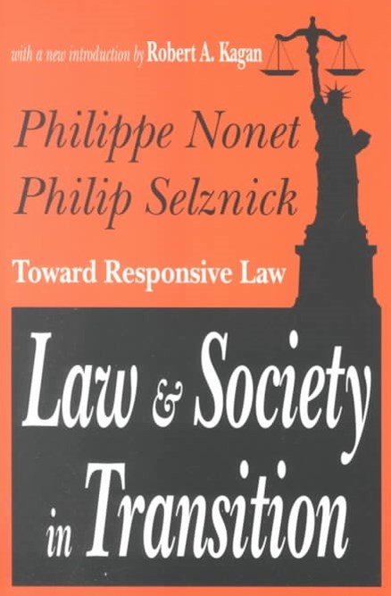 Law and Society in Transition