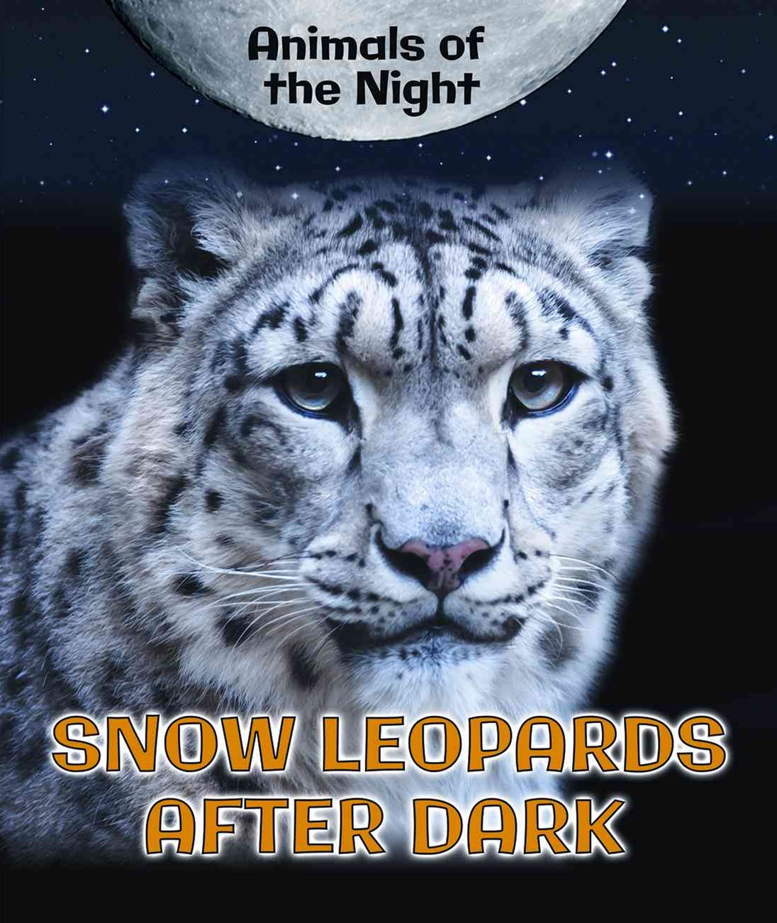 Snow Leopards after Dark
