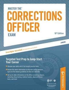 Master the Corrections Officer Exam