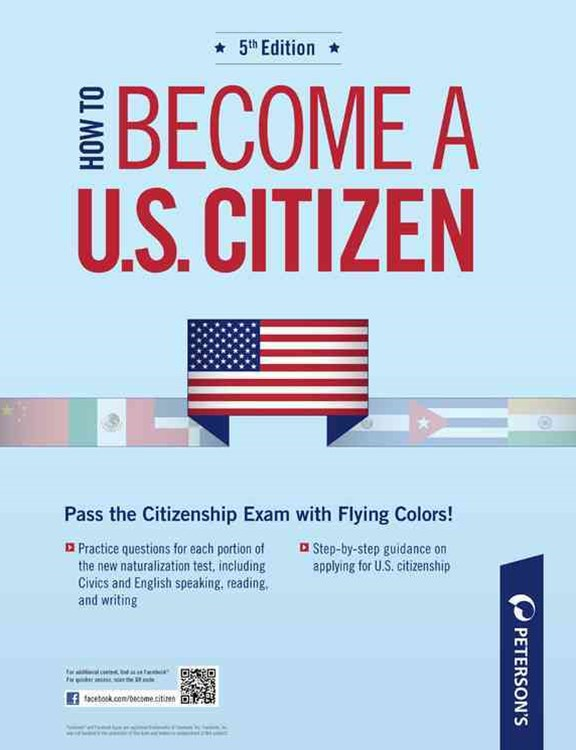 How to Become a U. S. Citizen