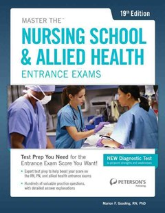 Master the Nursing School and Allied Health Exams