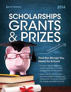 Scholarships, Grants and Prizes 2014