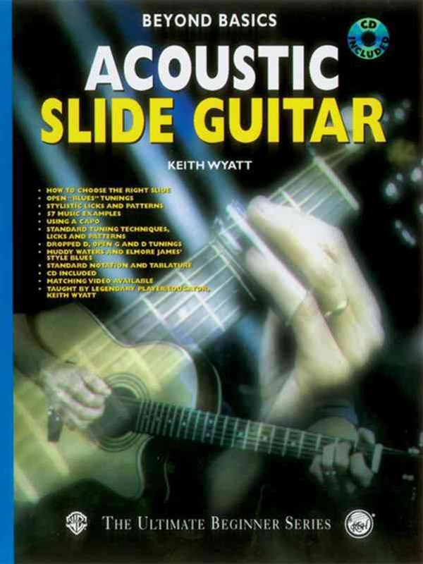 Acooustic Slide Guitar