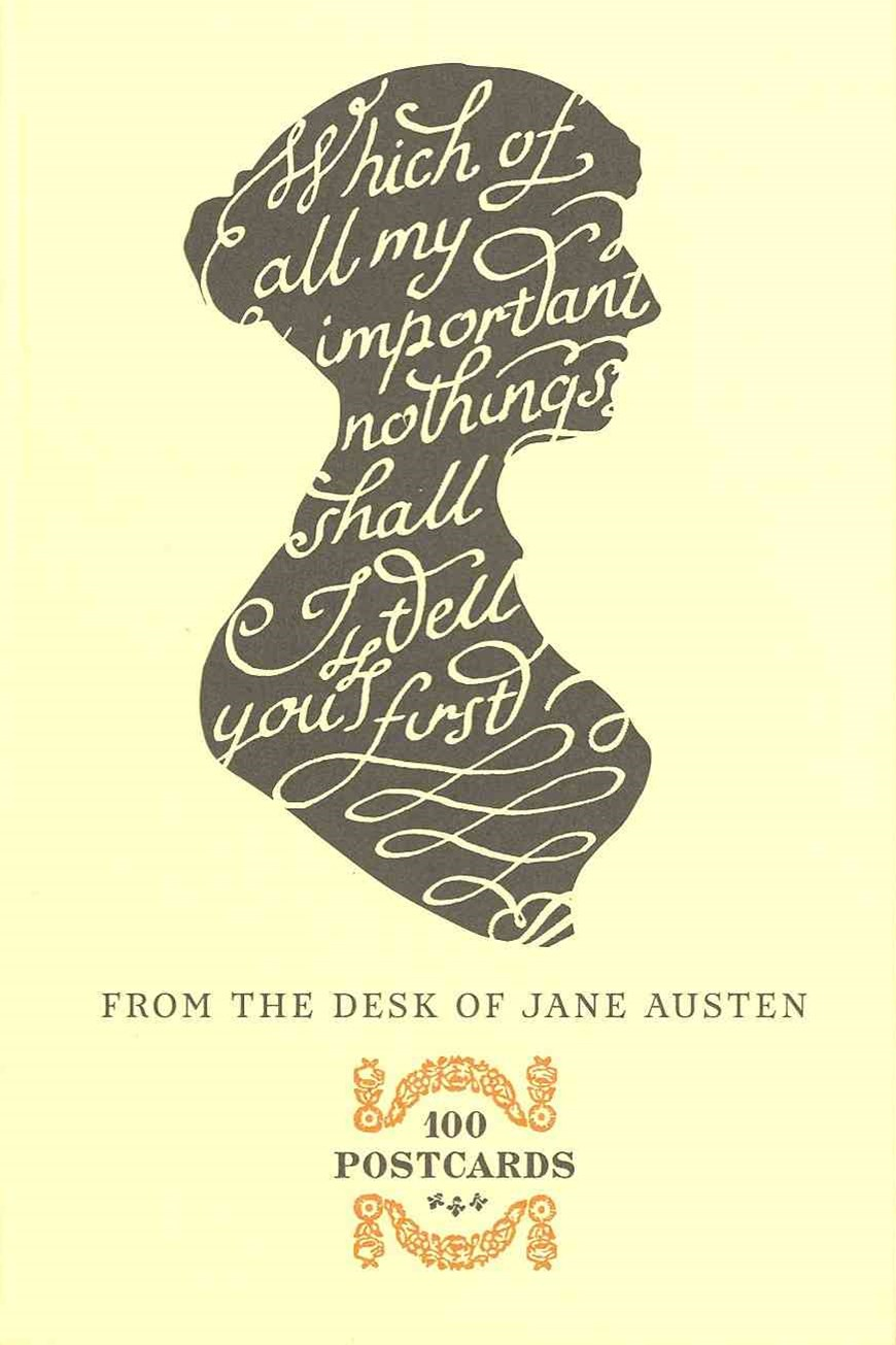 From The Desk Of Jane Austen