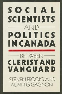 Social Scientists and Politics in Canada
