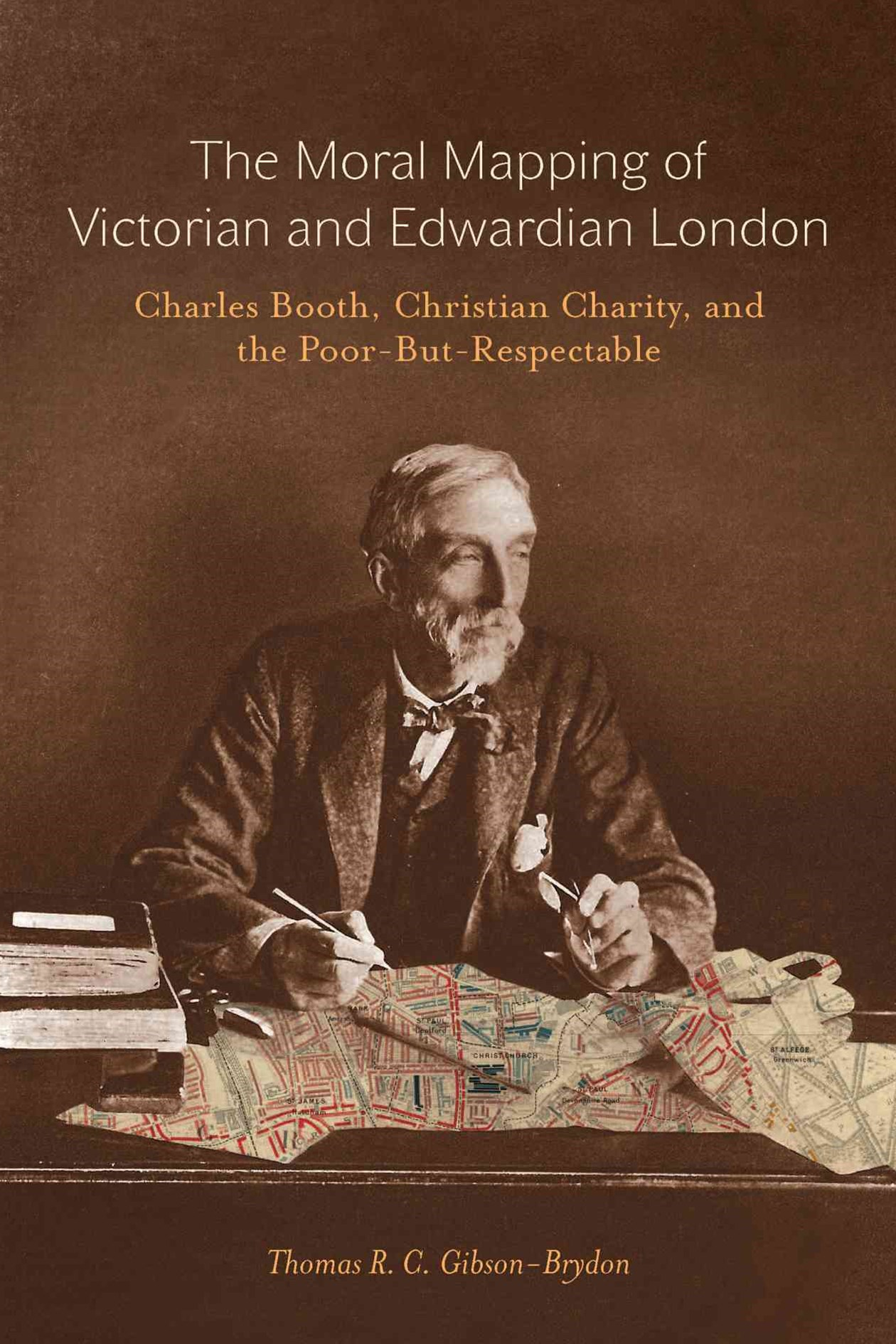 Moral Mapping of Victorian and Edwardian London