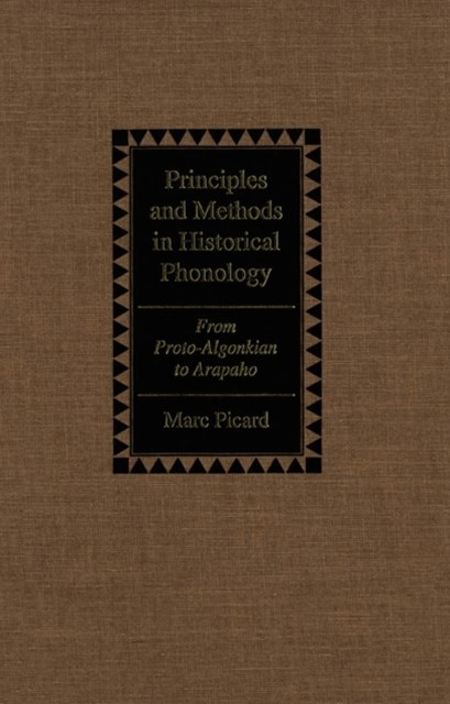 (ebook) Principles and Methods in Historical Phonology