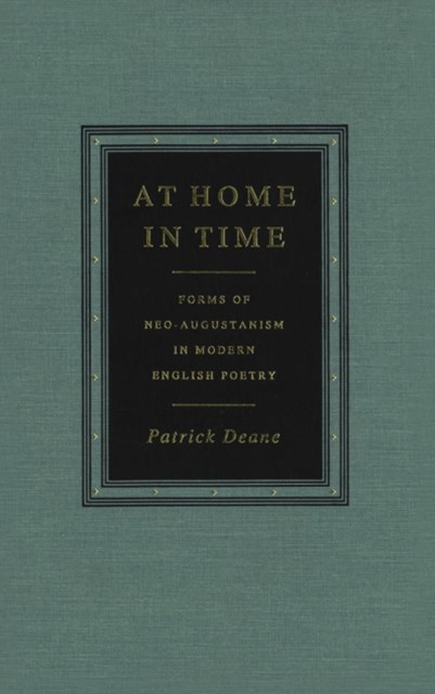 (ebook) At Home in Time
